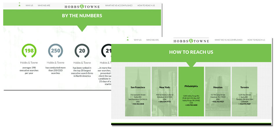 hobbs and towne website