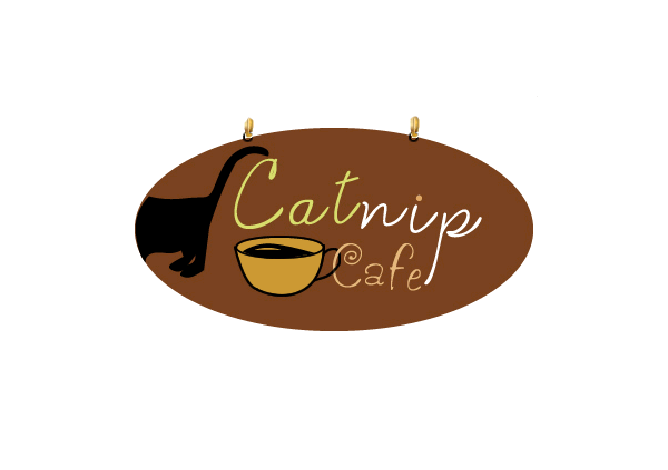 The Catnip Cafe logo designer