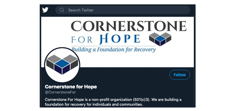 Cornerstone for Hope