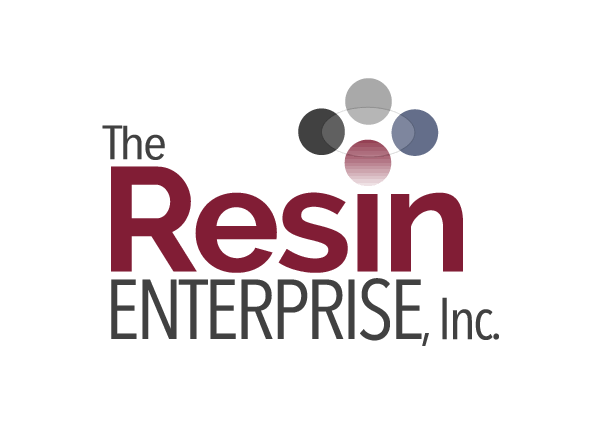The Resin Enterprise logo designer