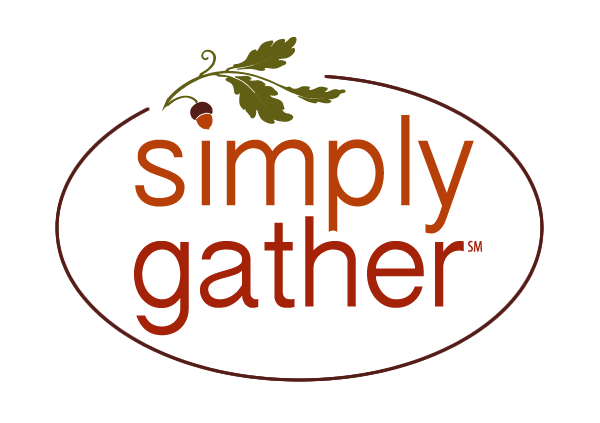 Simply Gather logo designer