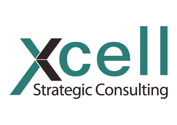 xcell strategic consulting logo designer